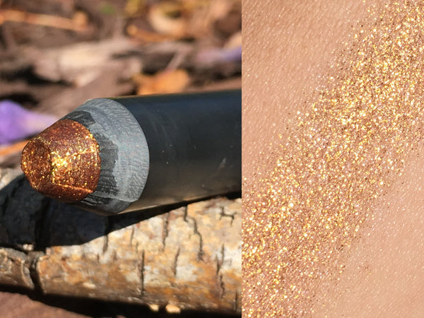 MIDAS TOUCH XL GLITTER STICK- For use on Eyes, Cheeks and  Lips