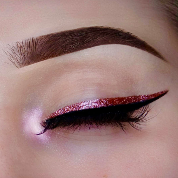 HEART STRINGS All Natural Eyeshadow or Eyeliner Pigment- MAC Cranberry inspired