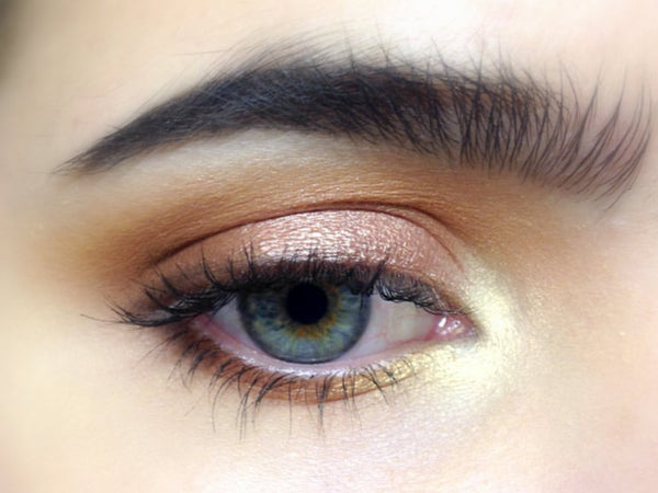 NIRVANA Mineral Eyeshadow Trio- Get this look! All Natural, Vegan Eyeshadow and Eyeliner Makeup