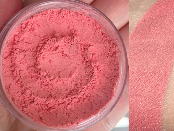 PETUNIA All Natural Blush Makeup- Vegan Friendly Cosmetics