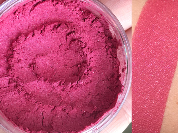 PIN UP- All Natural Mineral Blush Makeup- Vegan Friendly Cosmetics