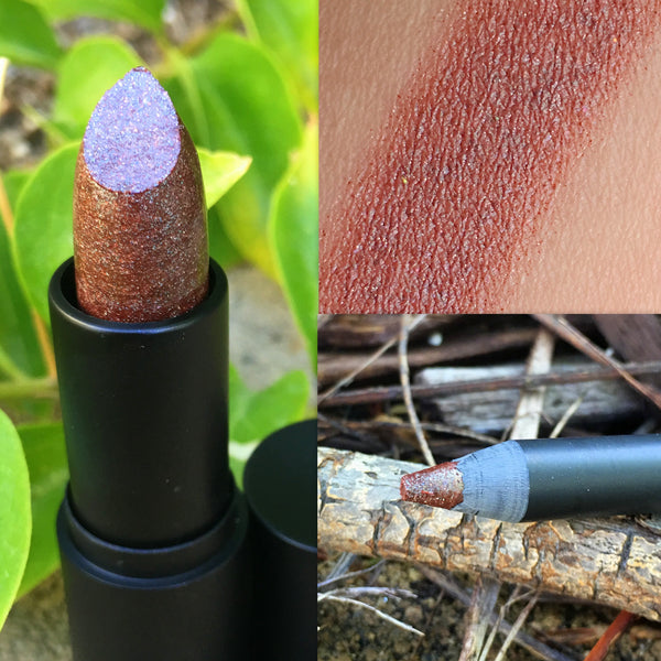SCARAB- Lipstick and Liner or Sample. Vegan friendly.