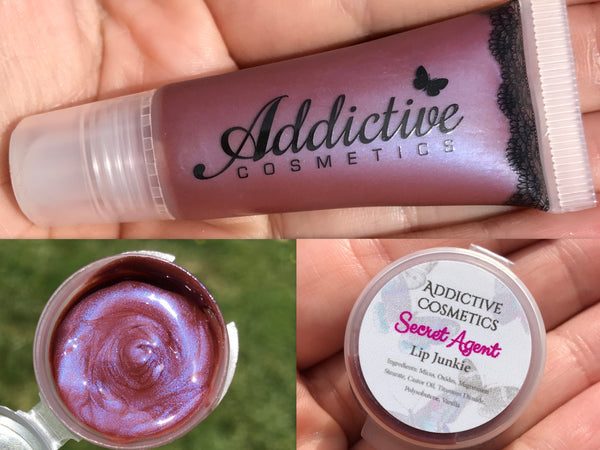 SECRET AGENT Lip Junkie Lipgloss