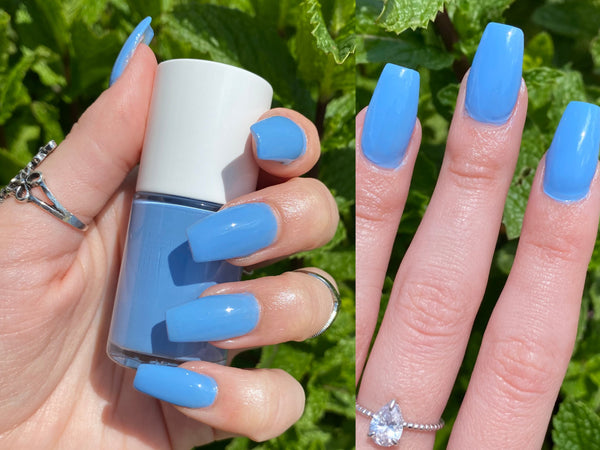 SPLISH SPLASH- 10 Free Nail Polish- Vegan Friendly, Cruelty Free