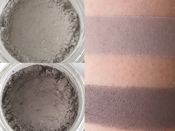 BOO- Matte Eyeshadow- All Natural, Vegan Friendly Eyeshadow and Eyeliner Makeup