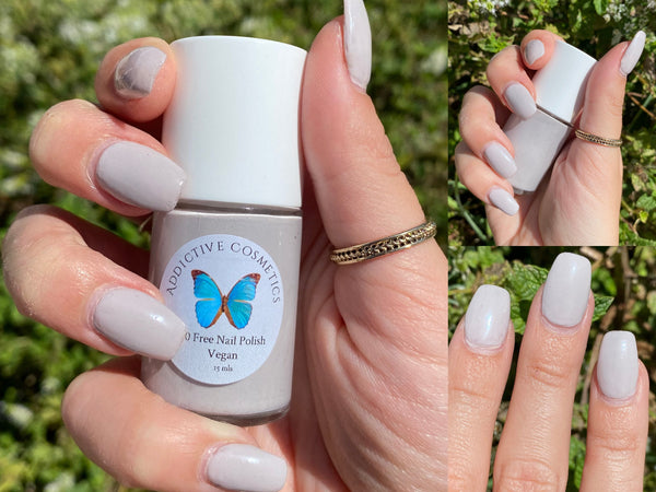 YOU DO YOU BOO- 10 Free Nail Polish- Vegan Friendly, Cruelty Free