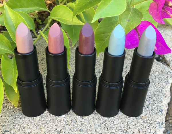New! DEAD SEXY 5 COLLECTION- Lipstick and Liners. Vegan friendly.