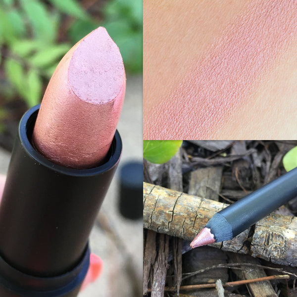 GELATO Lipstick and Liner or Sample. Vegan friendly.
