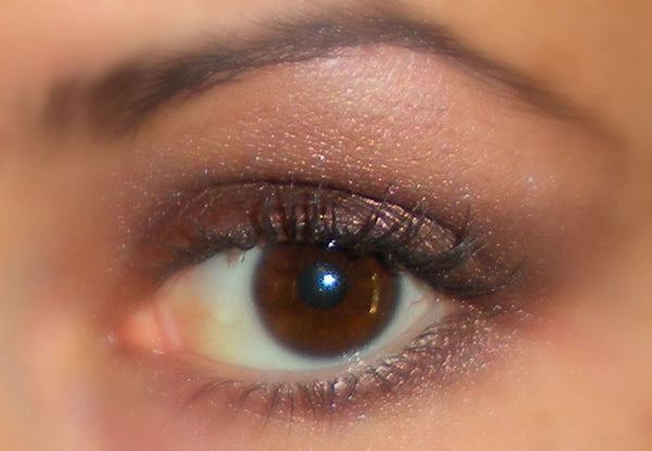 COCOA SHIMMER- All Natural Eye shadow and Eye liner Makeup- 5 gram jar