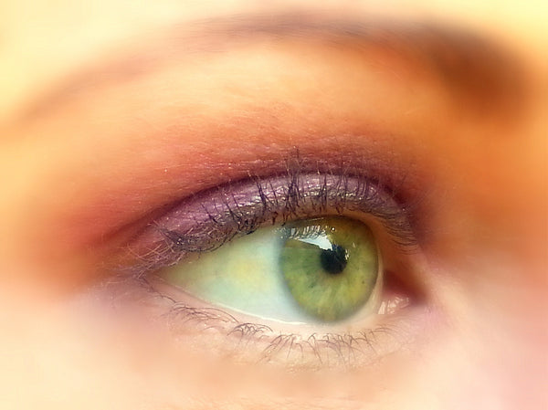 ORCHID- All Natural, Vegan Friendly Eyeshadow and Eyeliner Makeup