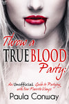 TRUE BLOOD inspired Thick and Rich Lipgloss and Lipstick All in One called FANGBANGER