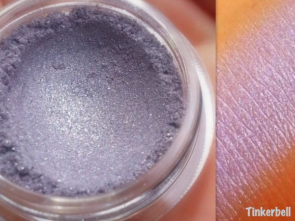 TINKERBELL- Mineral Eyeshadow and Eyeliner Makeup-Vegan Friendly