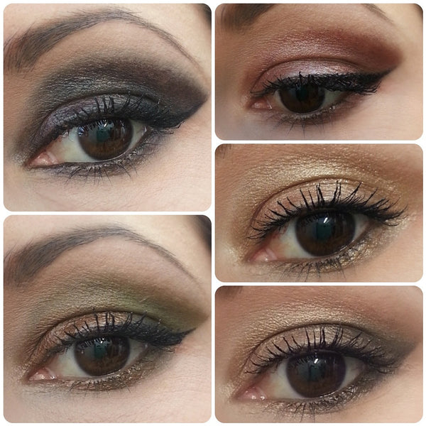 Get 2 XL Color Stix to create this look- For use on Eyes, Cheeks and Lips