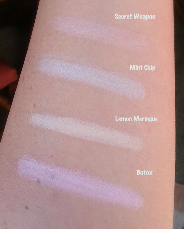 LEMON MERINGUE XL Pro Concealer Stick- Circle and Dark Spot Concealer - All Natural and Vegan