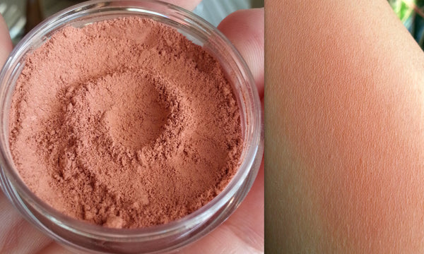 Fall Mineral Blush Duo-All Natural, Vegan Friendly