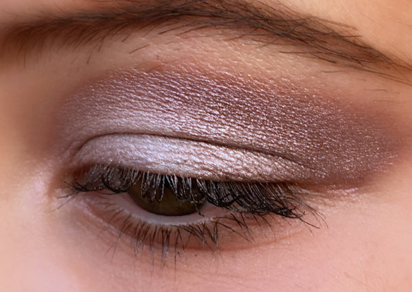 EYESHADOW DUO- Get this fun look… Natural Eyeshadow, Vegan Eyeshadow and Eyeliner Makeup
