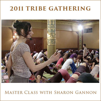 Tribe 2011 Master Class with Sharon Gannon
