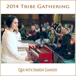 2014 Tribe Q&A with Sharon Gannon