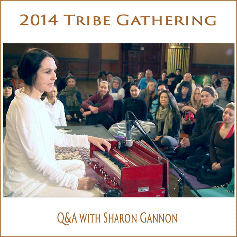 Tribe 2014 Q&A with Sharon Gannon