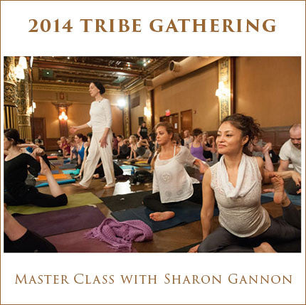 2014 Master Class with Sharon Gannon