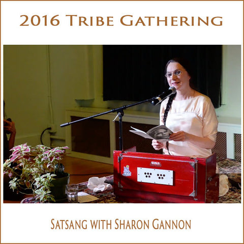2016 Tribe Satsang with Sharon Gannon