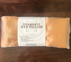 Jivamukti Eye Pillow Silky - Lavender Scent - Gold