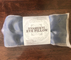 Jivamukti Eye Pillow Jivamukti Eye Pillow Silky - Lavender Scent - Dark Blue