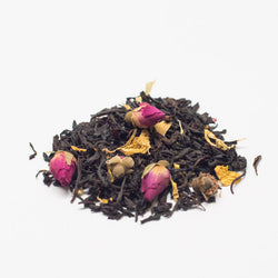 Chocolate Rose Organic Black Tea ($6.20/oz)