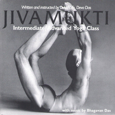 Intermediate/Advanced Yoga Class with David Life (CD)