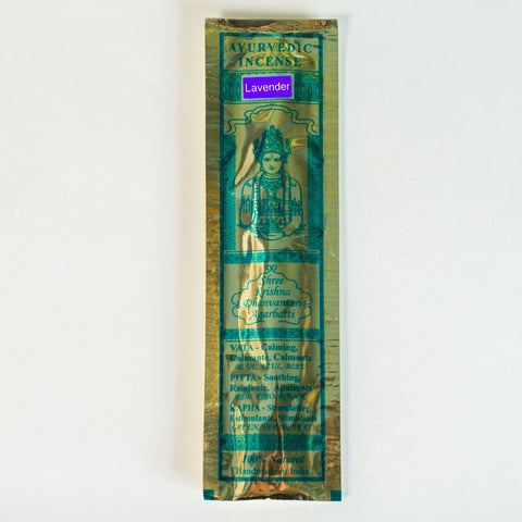 ISKON Ayurvedic Vrindaban Flower Incense