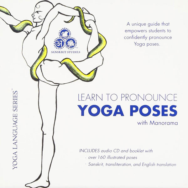 Learn to Pronounce Yoga Poses