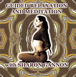 PJ0 - Guided Meditation and Relaxation with Sharon Gannon
