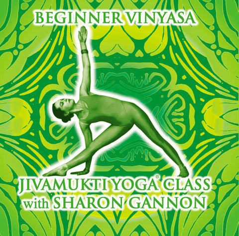 PJ2 - Beginner Vinyasa Yoga Class with Sharon Gannon