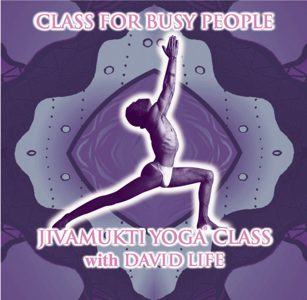 PJ5 - Yoga Class for Busy People with David Life
