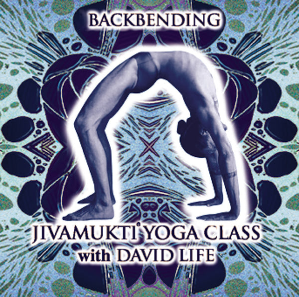 PJ7 - Backbending Yoga Class with David Life
