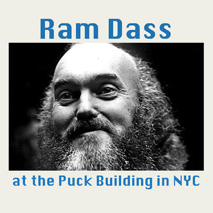 Jivamukti NYC Classic: Ram Dass - Live at the Puck Building