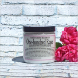 Exfoliating Sugar Scrub: One-Hundred Roses