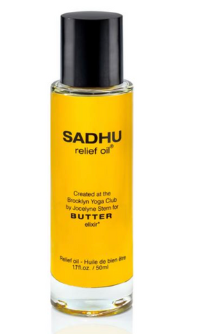 BUTTERelixir Sadhu Relief Oil