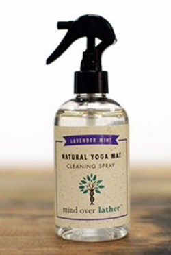 Lavender Mint Yoga Mat Cleaning Spray
