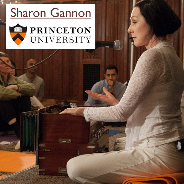 Sharon Gannon 2014 Lecture at Princeton University