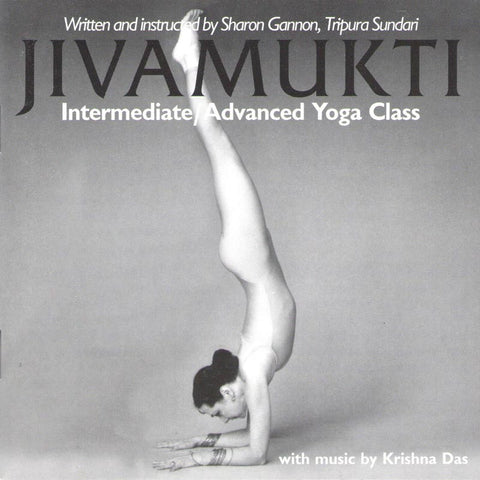 Intermediate/Advanced Yoga Class with Sharon Gannon (mp3)