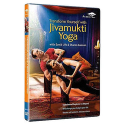 Transform Yourself with Jivamukti Yoga (DVD)