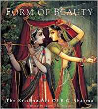 Form of Beauty: The Krishna Art of BG Sharma