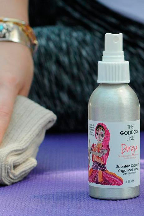 Load image into Gallery viewer, Durga Yoga Mat Wash