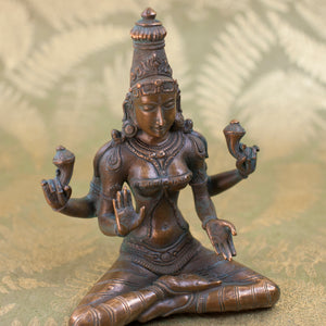 Load image into Gallery viewer, Lakshmi - Bronze
