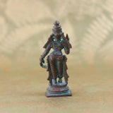 Parvati - Bronze w Green Patina