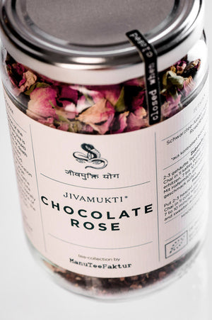 Load image into Gallery viewer, Chocolate Rose Tea - ManuTeeFaktur