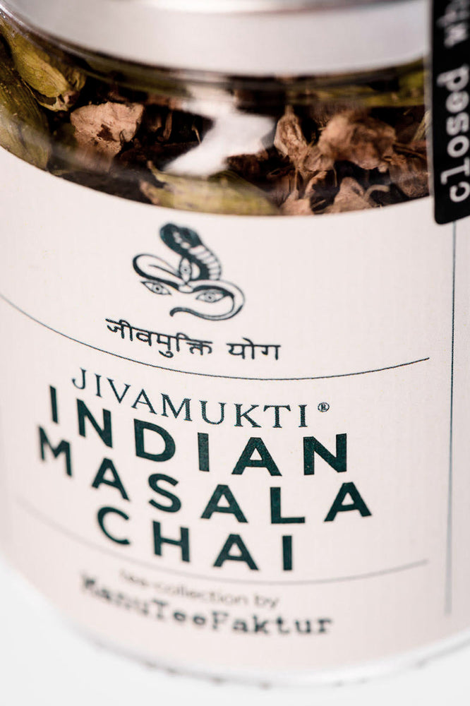 Indian Chai Tea - ManuTeeFaktur