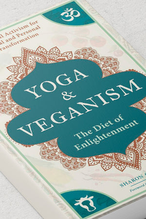 Yoga and Veganism Book