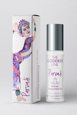 Parvati Fragrance - The Goddess Line